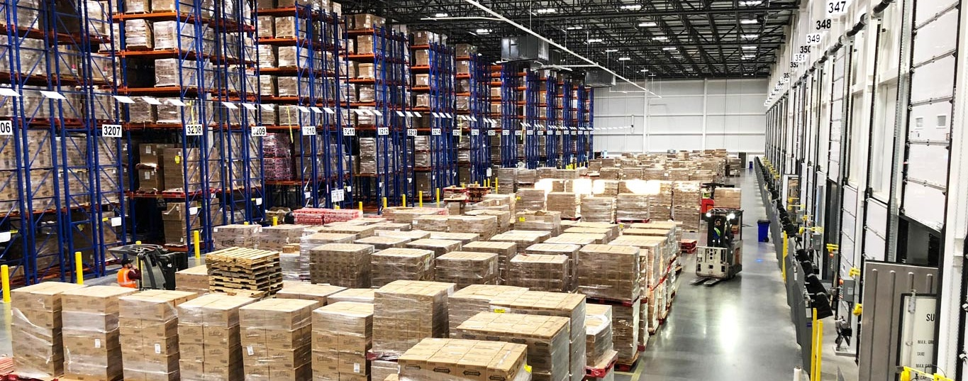 Third Party Warehouse