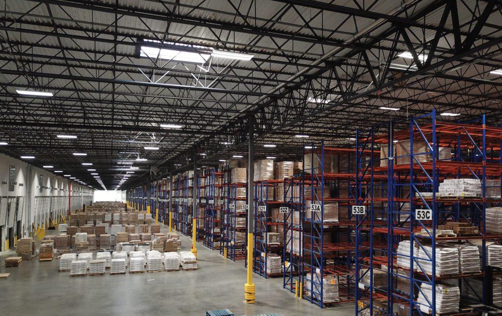 Atlanta bonded Warehouse in Lithia Springs